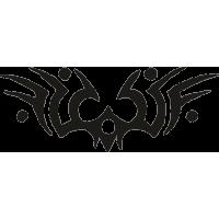 Татуировка Крылья