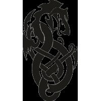 Татуировка Дракон 10