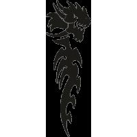 Татуировка Дракон 14