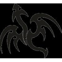 Татуировка Дракон 15