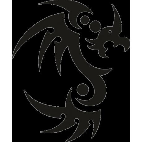 Татуировка Дракон 16