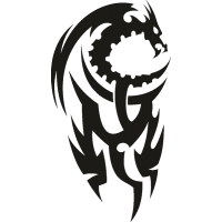Татуировка Дракон 18