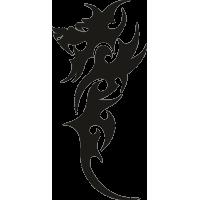 Татуировка Дракон 19
