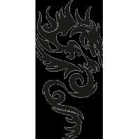 Татуировка Дракон 22