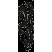 Татуировка Дракон 23