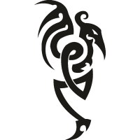 Татуировка Дракон 25