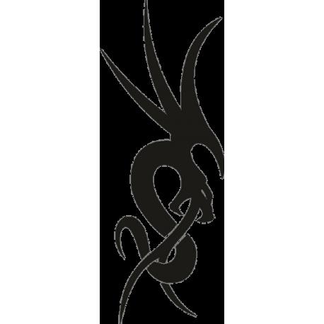 Татуировка Дракон 27