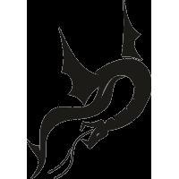 Татуировка Дракон 30