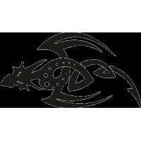 Татуировка Дракон 31