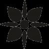 Цветок 73