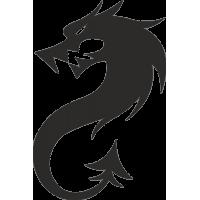 Татуировка Дракон 36