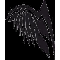 Татуировка Крылья 4