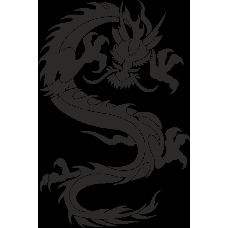 Тату в картинках драконы