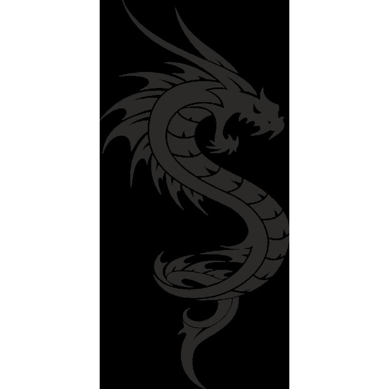 Картинки дракона татуировки
