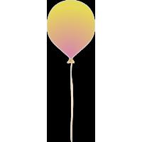 Воздушный шарик 20