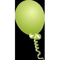 Воздушный шарик 24