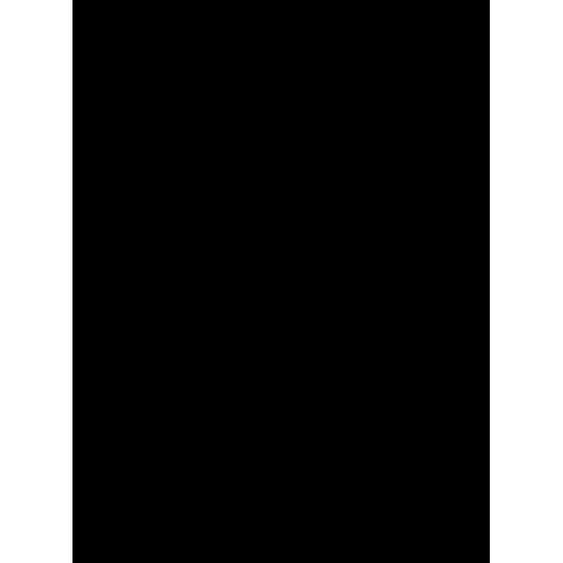 Sexy girl logo white