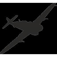 Истребитель Messerschmitt bF 109 2