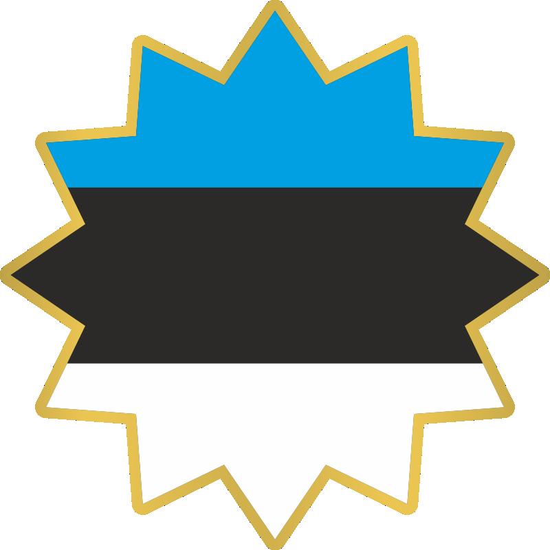 Флаг, эстонии - описание, символика, история, цвета, фото