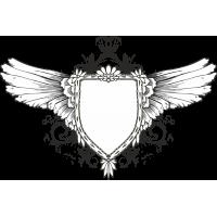 Крылья и щит