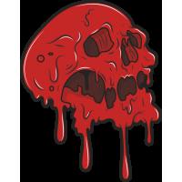 Кровавый череп