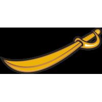 Золотой меч