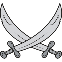Два меча накрест