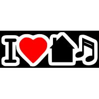 Я люблю слушать музыку в доме