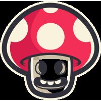 Гриб с Марио