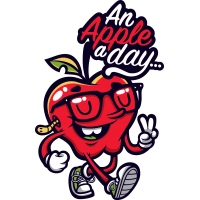 An Apple a day - Яблоко в день
