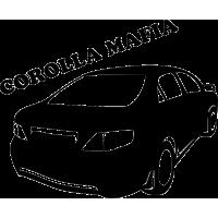 Toyota Corolla mafia - Тойота Королла мафия