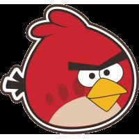 Красная птица из Angry Birds – Злые Птицы