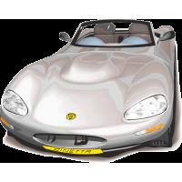 Спортивный автомобиль Ginetta
