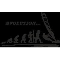 эволюция от черепахи до виндсерфера