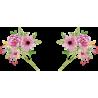 Два букета цветов