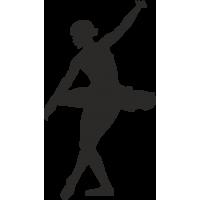 Танцующий балерина