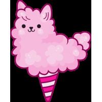 Мороженое в стиле кошки