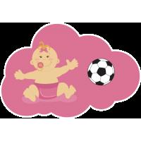 Ребёнок Футболист