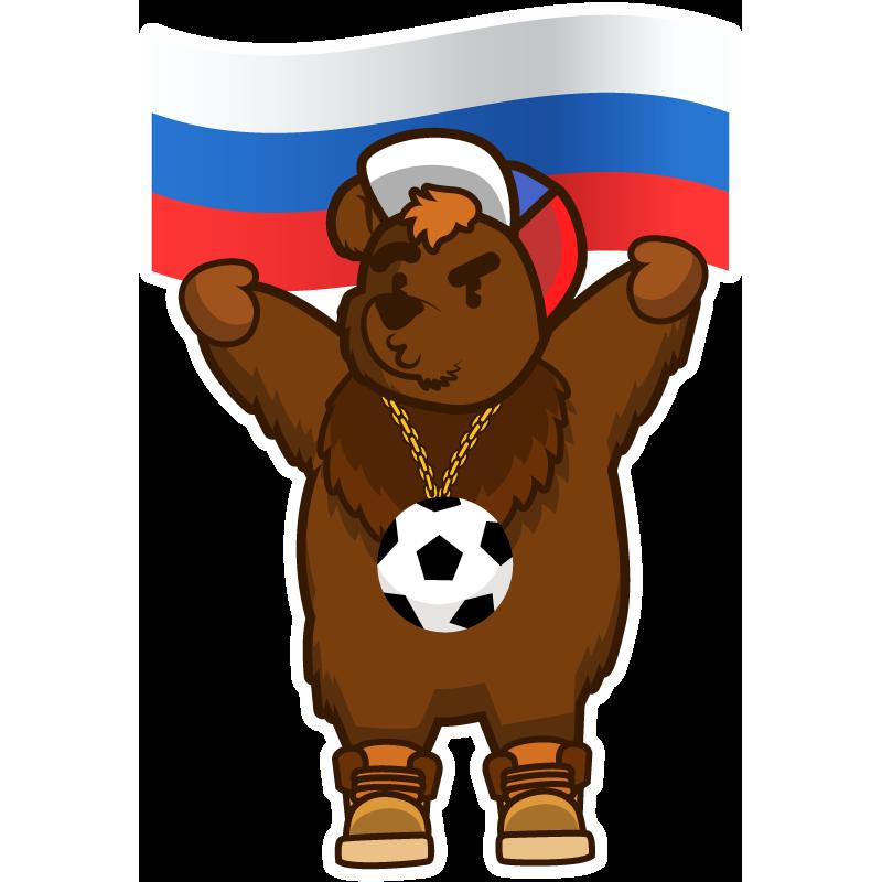 раша медведь картинки