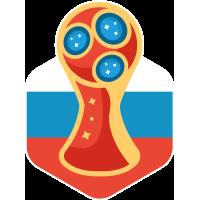 Эмблема Чемпионата Мира по Футболу 2018 в России