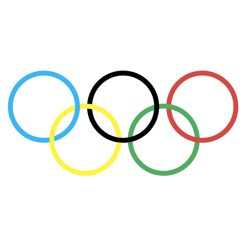 Картинки флаг олимпийских игр