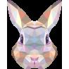 Граненые Животные: Кролик