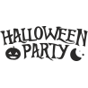 Halloween Party - вечеринка Хэллоуин, Хэллоуин пати