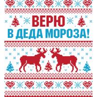 Верю в Деда Мороза