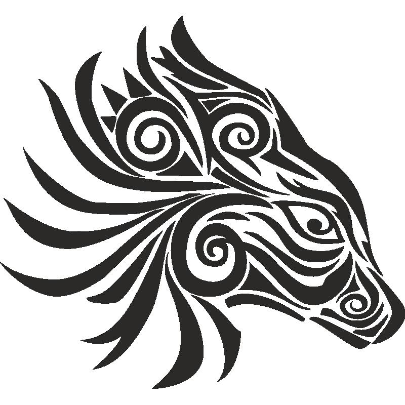 картинки абстракция черно-белые для тату техники мокрого