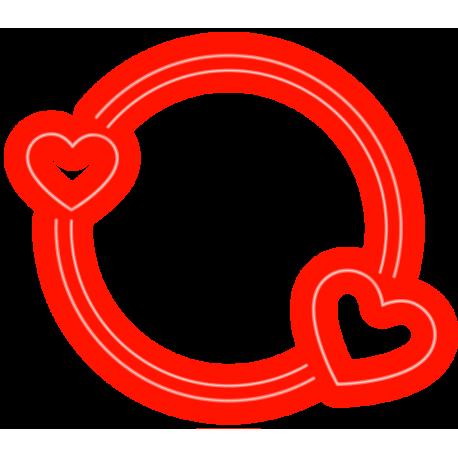Неоновые Сердца