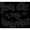 You Are My Universe (Ты - Моя Вселенная)